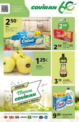 Vista previa de coviran - Catálogo actual - supermercado, nuevo folleto de la tienda