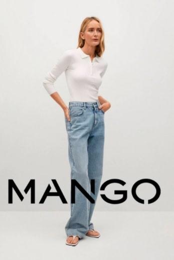 Vista previa de Mango - Catálogo actual - Total look mujer, nuevo folleto de la tienda