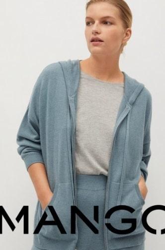 Vista previa de Mango - Catálogo actual -moda mujer, nuevo folleto de la tienda