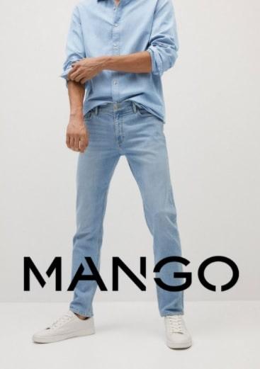 Vista previa de Mango - Catálogo actual -moda hombre, nuevo folleto de la tienda