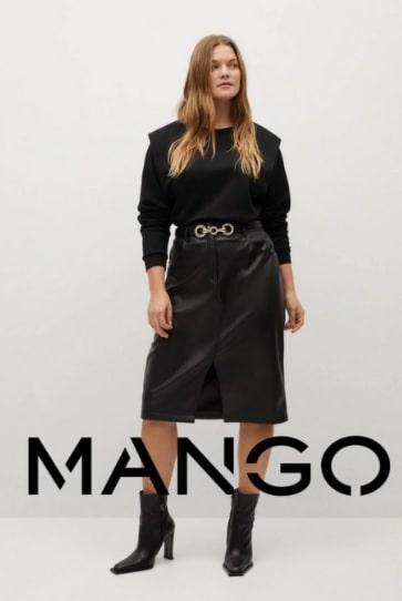 Vista previa de Mango - Catálogo actual - Mango tallas grandes, nuevo folleto de la tienda