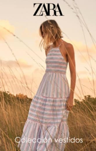 Vista previa de Zara - Catálogo actual - novedades Mujer, nuevo folleto de la tienda