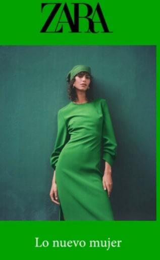 Vista previa de Zara - Catálogo actual - Lookbook , nuevo folleto de la tienda