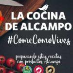 Catalogo Alcampo la receta hasta 31 julio 2021