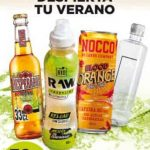 El Corte Ingles Bebidas Refrescantes folleto JUNIO 2021