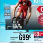 carrefour televisores  folleto 2021 nuevas promociones (Julio)