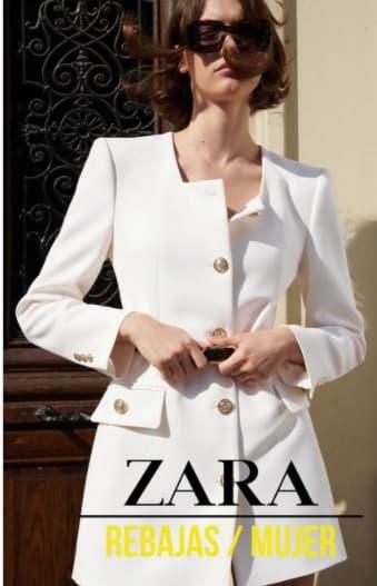 Catalogo Zara españa  - novedades Mujer 2021