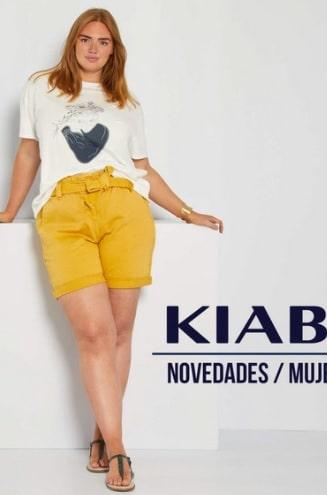 Catalogo kiabi Novedades mujer agosto 2021