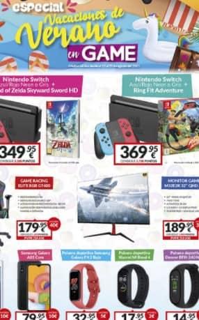 Catalogo Game  2021 Agosto boletín semanal