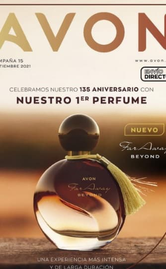 Catalogo avon españa campaña 15 Septiembre 2021